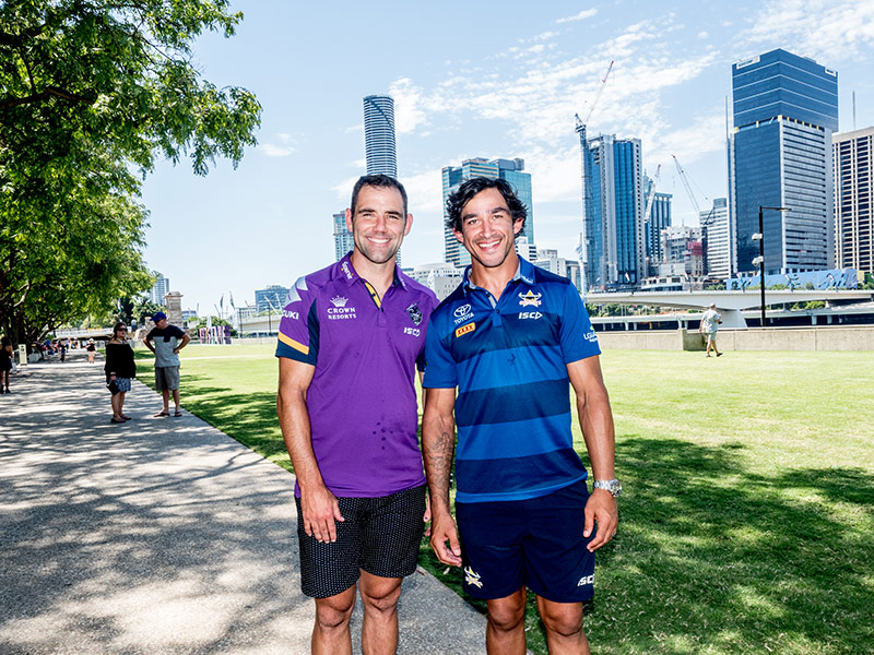 A Night with Cameron Smith and JT
